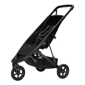 Thule  Spring Buggy mit Liegefunktion  black