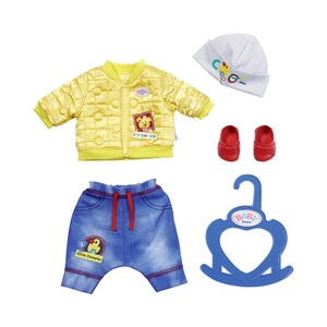 Zapf Creation BABY BORN Puppen Outfit Little Cool Kids 36cm