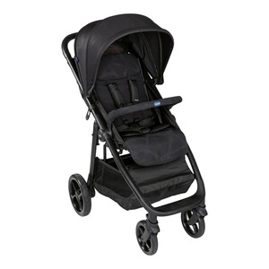 Chicco  Multiride Buggy mit Liegefunktion  jet black