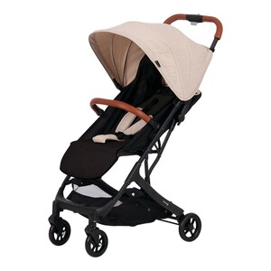 knorr-babyB-Easy Fold Buggy mit Liegefunktion  Creme 1