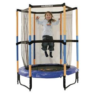 hudora trampolin mit sicherheitsnetz online kaufen baby walz. Black Bedroom Furniture Sets. Home Design Ideas