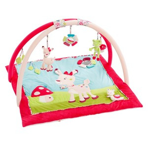 FEHN  Spielbogen mit 3-D-Activity-Decke Reh Sweetheart