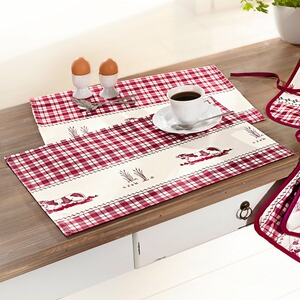 Ensemble de cuisine « Ferme »  Sets de table