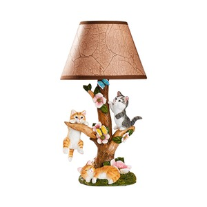 "Staande lamp ""Kattenboom"""