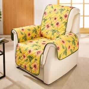 vivadomo wende sesselschoner sonnenblume online kaufen. Black Bedroom Furniture Sets. Home Design Ideas