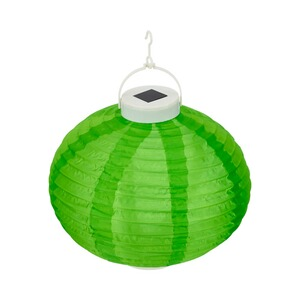 Lampe solaire  vert
