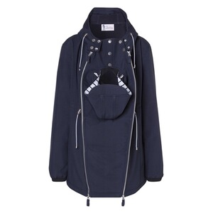 PAULINA  Umstandsjacke Life Outside  dark blue