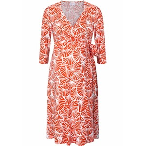 PAULINA  Stillkleid Soul Surfer  mandarin red