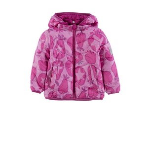 Ticket to Heaven  Wendejacke Lightweight Padding Capella m. abnehmbarer Kapuze  raspberry rose