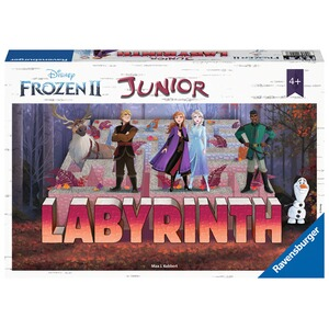 RavensburgerFrozen 2 Junior Labyrinth, Such-Schiebespiel 1