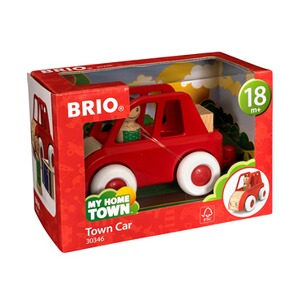 BRIOMy Home Town Rotes Stadtauto, Aktionsspiel 1
