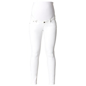 Noppies  Slim Umstandsjeans Leah  White