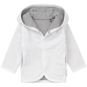 NOPPIES  Strickjacke Hay  White