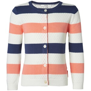 NOPPIES  Strickjacke Lich  Peach