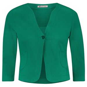 QUEEN MUM  Umstandsblazer  Medium Green
