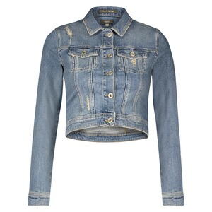 NOPPIES  Jeansjacke Bobby  Vintage Blue Denim