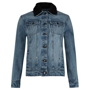 SUPERMOM  Jeansjacke  Blue Denim