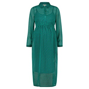 ESPRIT  Maxi-Stillkleid  Teal Green