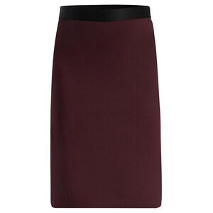 Queen Mum  Umstandsrock Skirt non denim  Cabernet