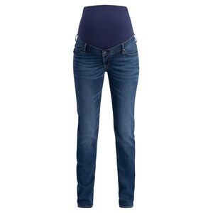 NoppiesStraight Umstandsjeans Beau  Authentic Blue 1