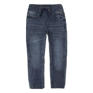BELLYBUTTON  Jeanshose Tunnelzug Used Look, bis Gr. 128  blue denim