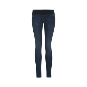 BELLYBUTTON  Umstands-Jeans Lea slim leg, mid belly  dark blue denim