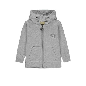BELLYBUTTON  Sweatjacke mit Kapuze, Jungen  morning gray