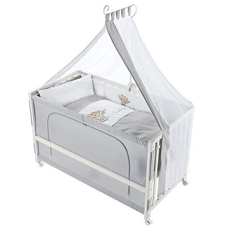 Roba Beistellbett Mit Ausstattung Heartbreaker 3 In 1 60x120 Cm Online Kaufen Baby Walz