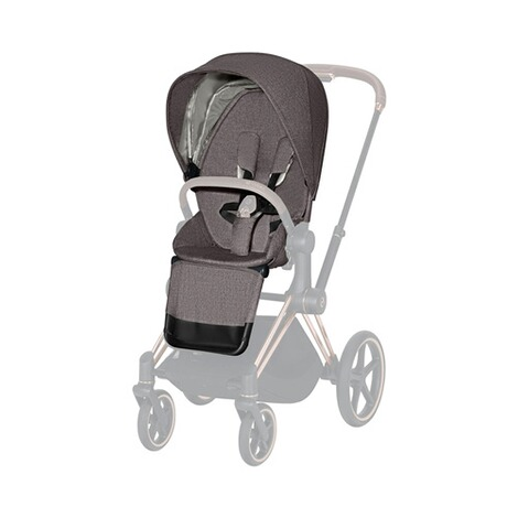 CybexPLATINUMSitzpaket Plus für PRIAM, e-PRIAM  manhattan grey 1