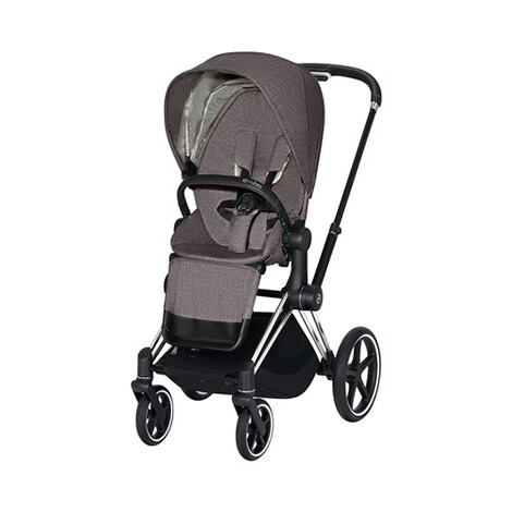 CybexPLATINUMSitzpaket Plus für PRIAM, e-PRIAM  manhattan grey 6
