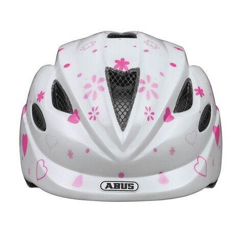 ABUSFahrradhelm Anuky Gr. S  white Heart 2