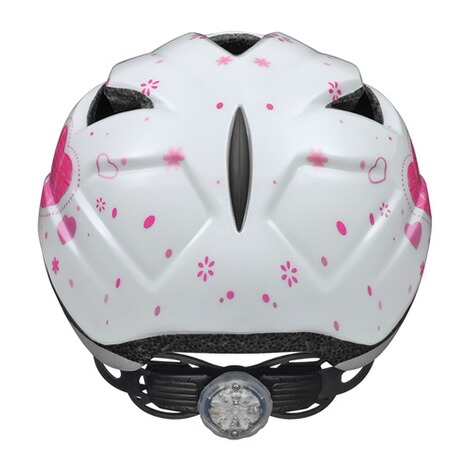 ABUSFahrradhelm Anuky Gr. S  white Heart 3