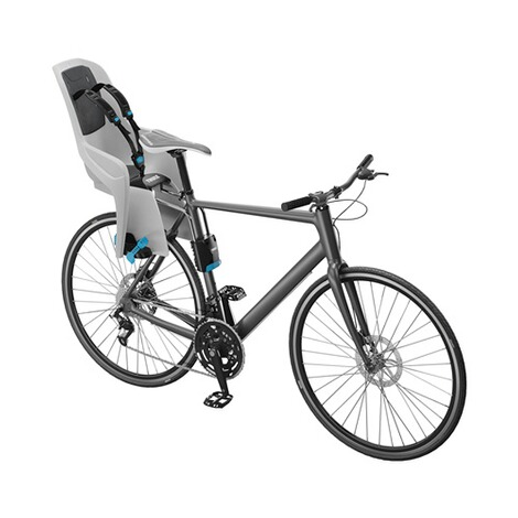 ThuleRide Along Lite Kinderfahrradsitz  Light Grey 3