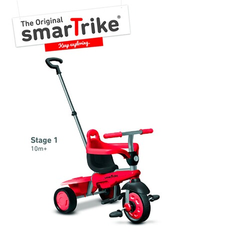 smarTrikeDreirad Breeze 3 in 1  rot 3