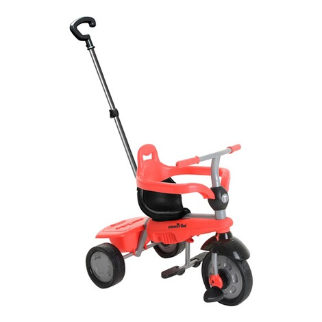smarTrikeDreirad Breeze 3 in 1  rot 1