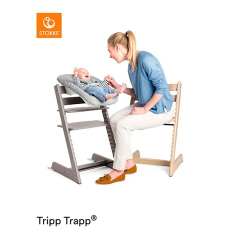 Stokke®TRIPP TRAPP®Newborn Set  Grey 6