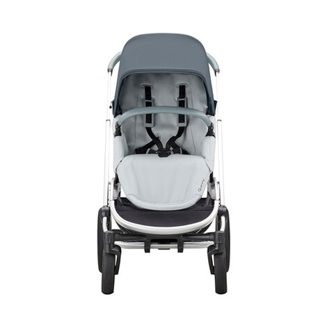 QuinnyHubb Kinderwagen  graphite on Grey 4