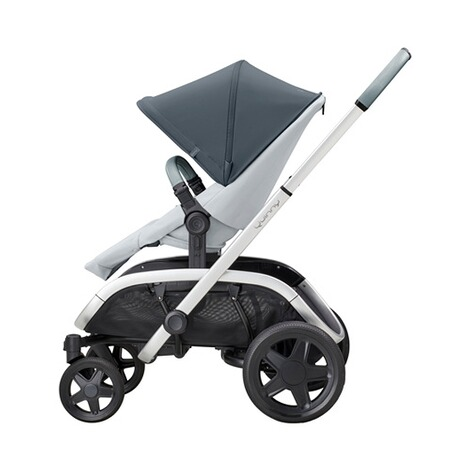 QuinnyHubb Kinderwagen  graphite on Grey 3
