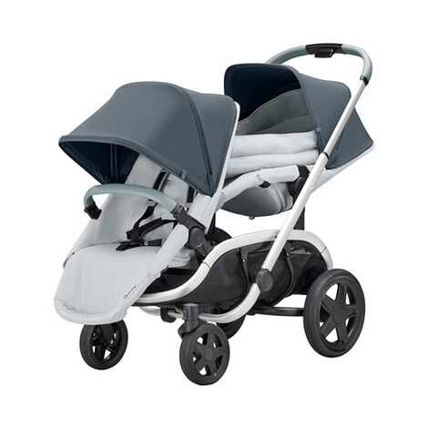 QuinnyHubb Kinderwagen  graphite on Grey 5