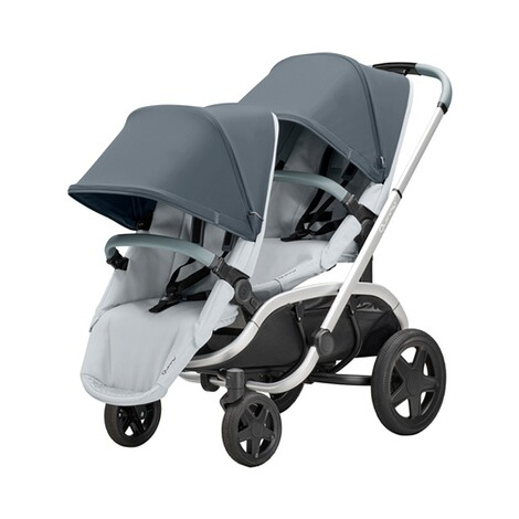 QuinnyHubb Kinderwagen  graphite on Grey 7