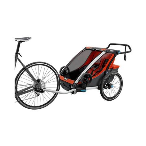 Thule Chariot Cross2 Fahrradanhanger Online Kaufen Baby Walz