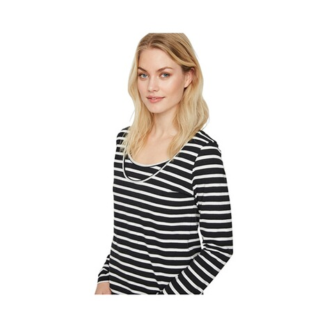 MAMALICIOUS®2er-Pack Umstands- und Still-Shirt Lea Nell Organic Cotton 9