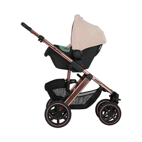 ABC DesignDiamondTulip Babyschale  rose gold 5