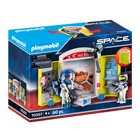 Playmobil®SPACE70307 Spielbox In der Raumstation 1
