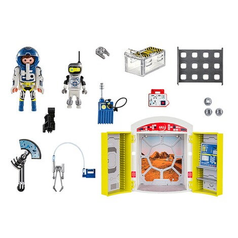 Playmobil®SPACE70307 Spielbox In der Raumstation 2
