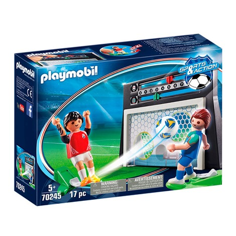 Playmobil®SPORTS & ACTION70245 Torwandschießen 1