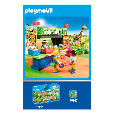 Playmobil®FAMILY FUN70350 Alpaka mit Baby 4