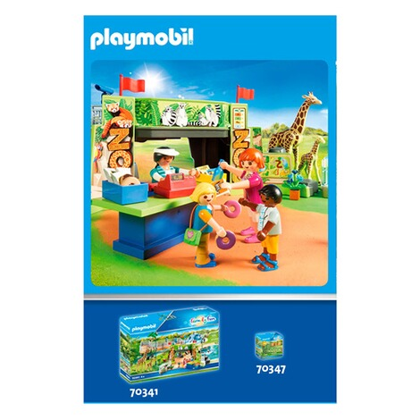 Playmobil®FAMILY FUN70353 2 Pandas mit Baby 4