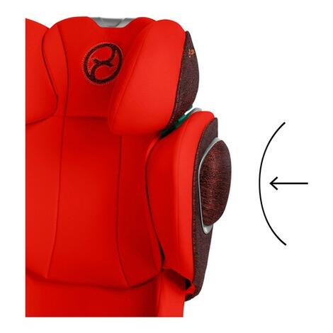 cybex PLATINUM Kindersitz Solution Z i fix Plus Autumn Gold