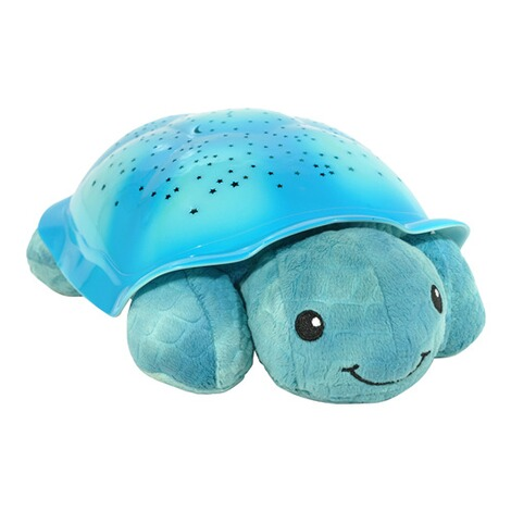 Cloud BNachtlicht Twinkling Twilight Turtle  aqua 1
